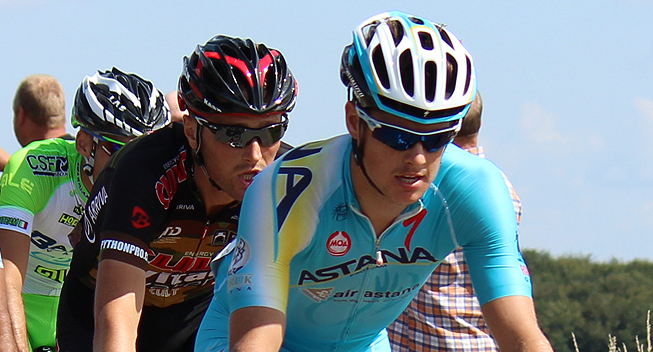 Photo: Fuglsang refuses that he has been involved in any kind of doping.