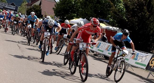 Internationalt UCI junior MTB-løb til Danmark