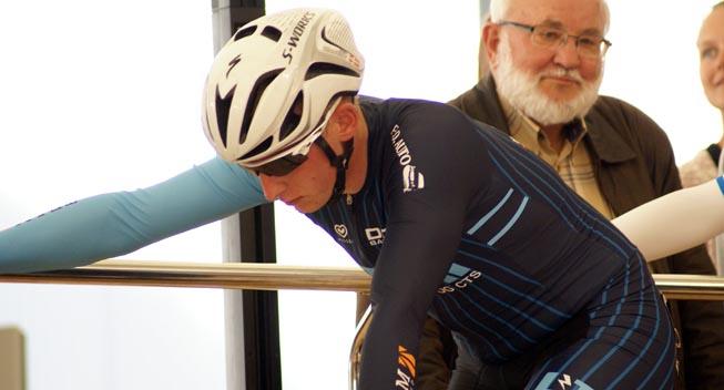 Jacob Mørkøv vandt Gert Franks Æresløb
