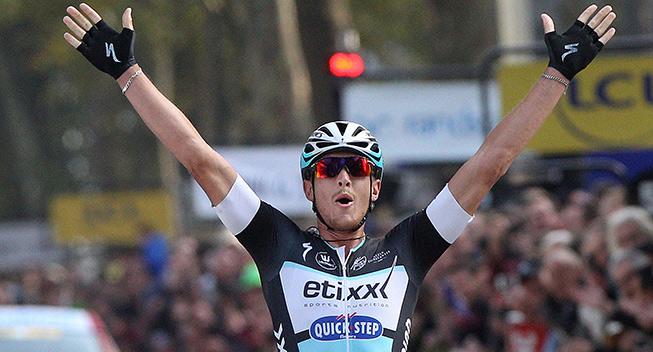 Etixx-QuickStep er klar til at forsvare Paris-Tours-titlen
