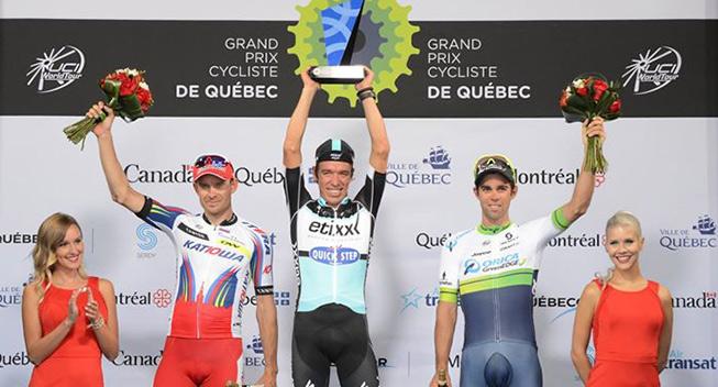 Overraskende vinder i Quebec