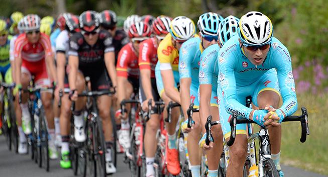 PDR 2015 2 etape Astana forrest