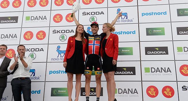 PDR 2015 2 etape Edvald Boasson Hagen podiet