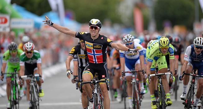 PDR 2015 2 etape Edvald Boasson Hagen sejr