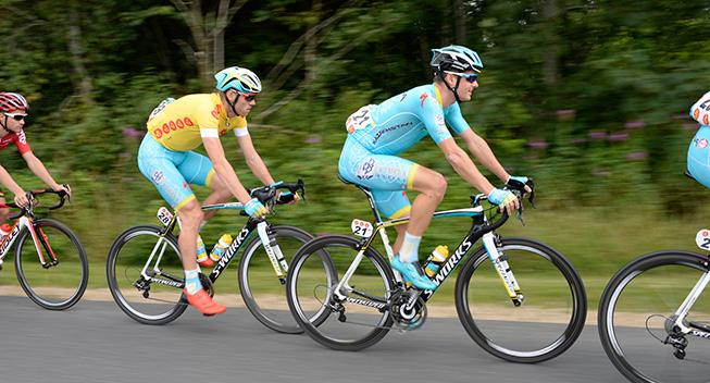 PDR 2015 2 etape Lars Boom Jakob Fuglsang