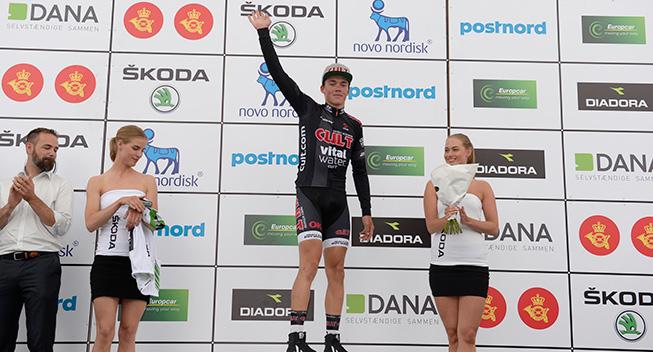 PDR 2015 2 etape Mads Pedersen podiet