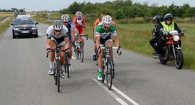 PDR 2015 2 etape Mathias Dam Westergaard Jesper Odgaard