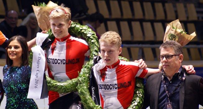 Eriksen og Johansen fortsat i kontrol