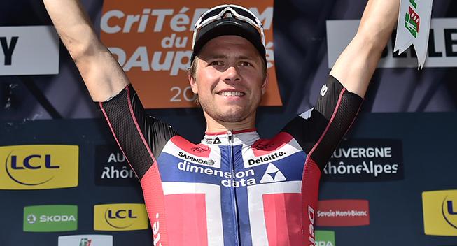 Optakt: 4. etape af Tour of Norway