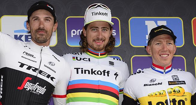 Cancellara før Flandern Rundt: Sagan og Van Avermaet er stadig favoritterne