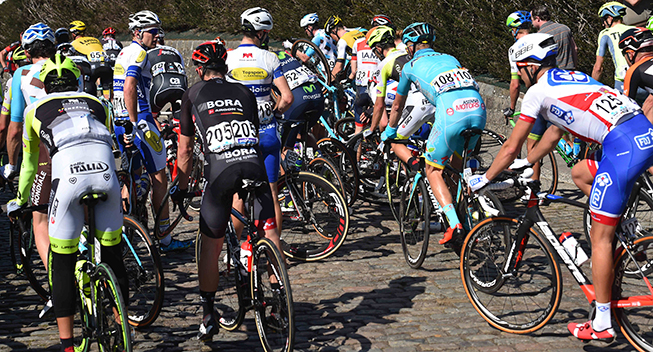 CyclingQuotes.com The UCI suspends disc brake testing
