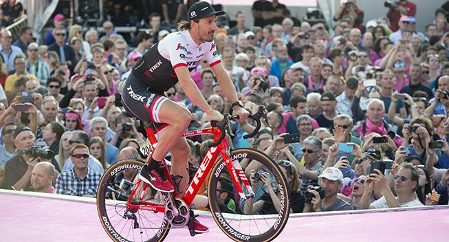 Giro2016 presentation Fabian Cancellara