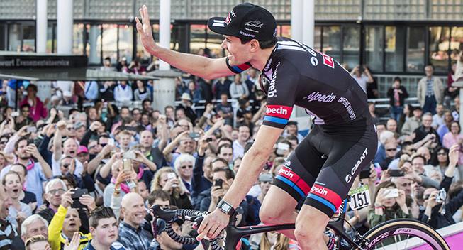 Giro2016 presentation Tom Dumoulin