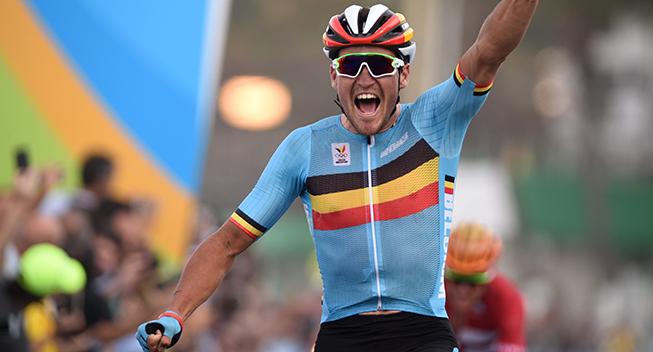 OL Rio2016 Greg Van Avermaet guldvinder