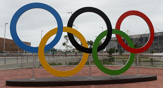 OL Rio2016 OL-ringene
