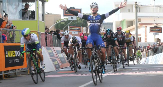 Optakt: 3. etape af Tirreno-Adriatico