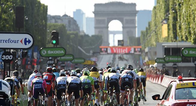 Tour de France: Rutebeskrivelsen 2017