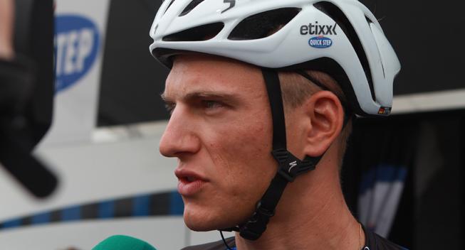 Kittel er Etixx-kaptajn i sidste VM-test