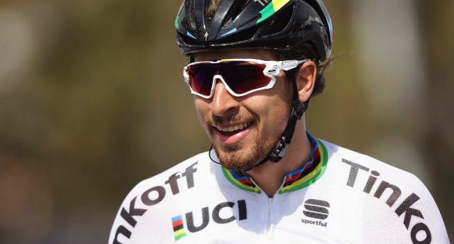 Sagan fører stadig WorldTouren efter Giroen