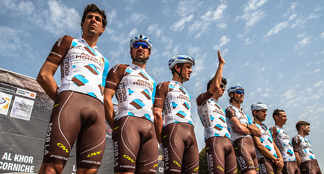 Tour of Qatar 1 etape AG2r