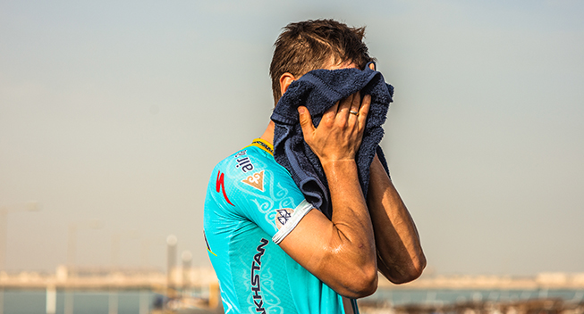 Tour of Qatar 1 etape Astana