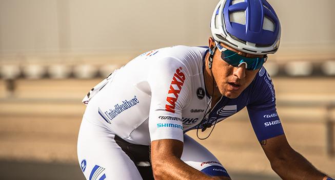 Tour of Qatar 1 etape Carlos Eduardo Alzate Escobar