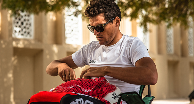Tour of Qatar 1 etape Greg van Avermaet