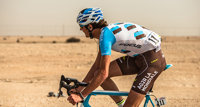 Tour of Qatar 1 etape Johan Vansummeren