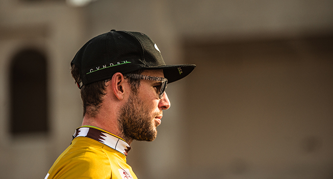 Tour of Qatar 1 etape Mark Cavendish