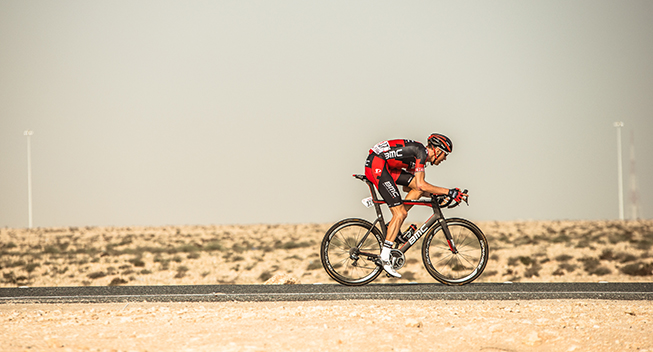 Tour of Qatar 1 etape Michael Schar