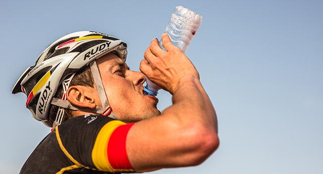 Tour of Qatar 1 etape Preben Van Hecke