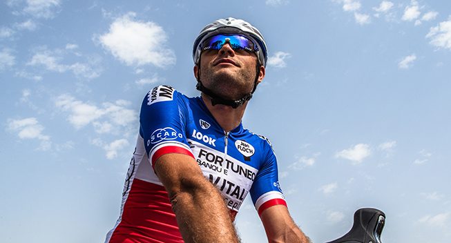 Tour of Qatar 1 etape Steven Tronet