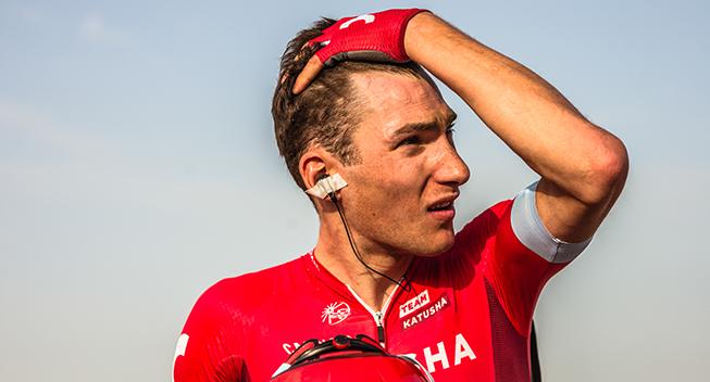 Tour of Qatar 1 etape Sven Erik Bystrom