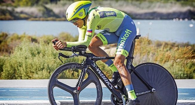 Optakt: 6. etape af Vuelta al Pais Vasco