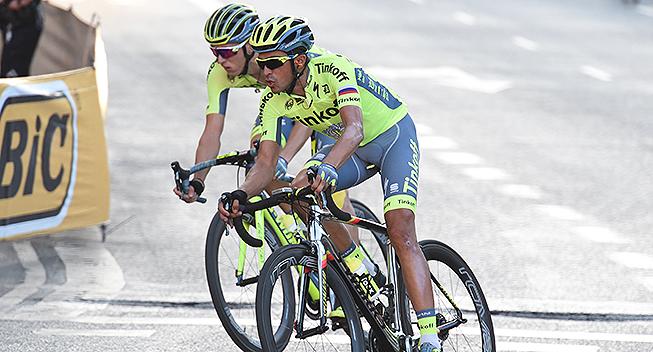 Vuelta2016 21 etape Alberto Contador