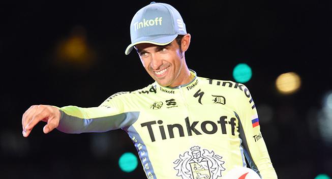 Vuelta2016 21 etape Alberto Contador podiet angrebskonkurrencen