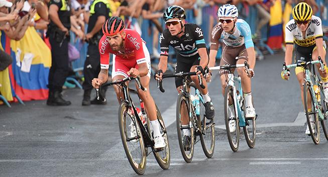 Vuelta2016 21 etape udbrud