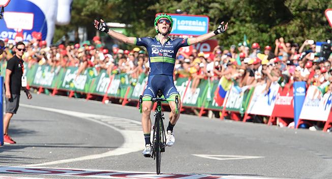 Yates vandt i Frankrig – Fuglsang med helt fremme