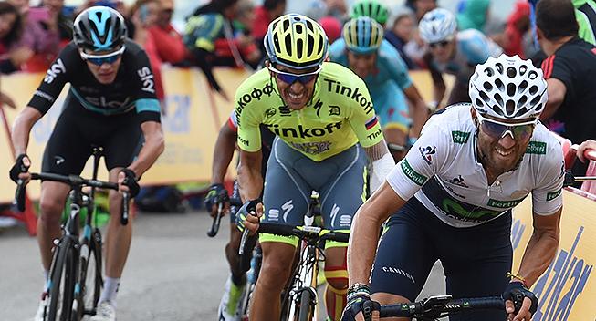 Contador og Froome brager sammen i Catalonien