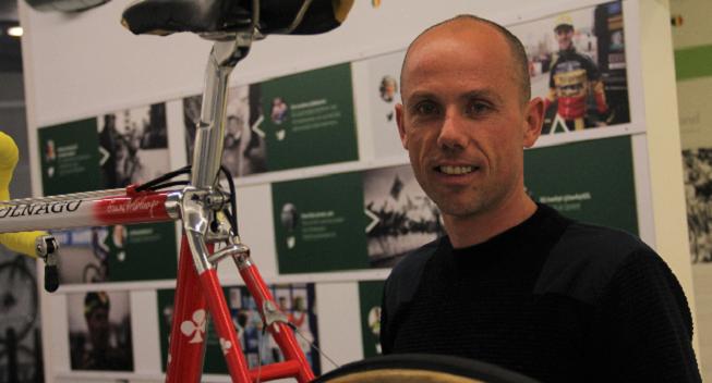 Sven Nys: Vi kan gøre noget med Cyclocross uden for Flandern