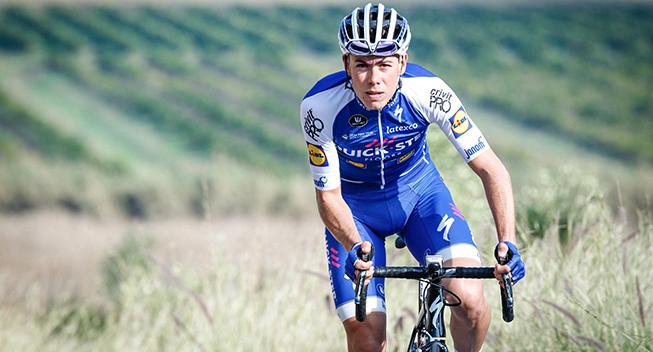 Contador gav de la Cruz håb