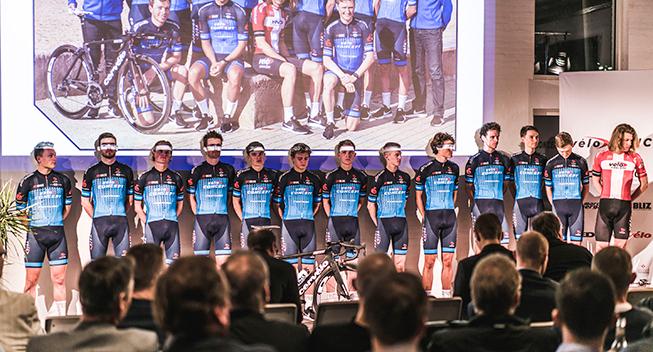 Team VéloCONCEPT vil forsvare sejren i Belgien