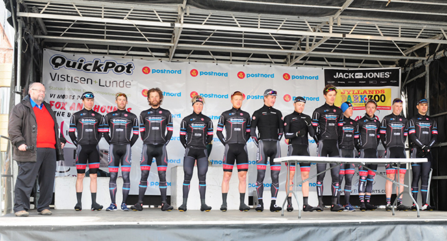GP Herning 2017 Team Giant-Castelli