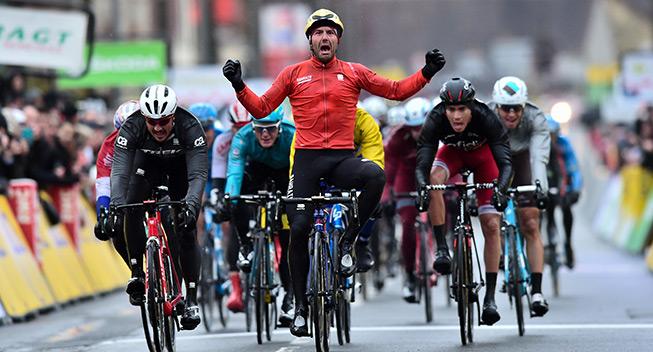 Colbrelli: Sagan er som Merckx