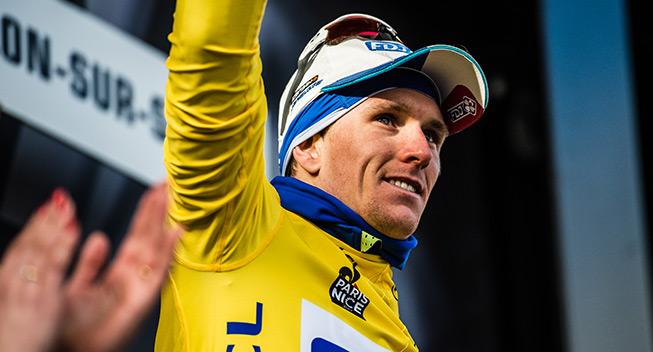 Paris-Nice 3 etape 2017 Arnaud Demare