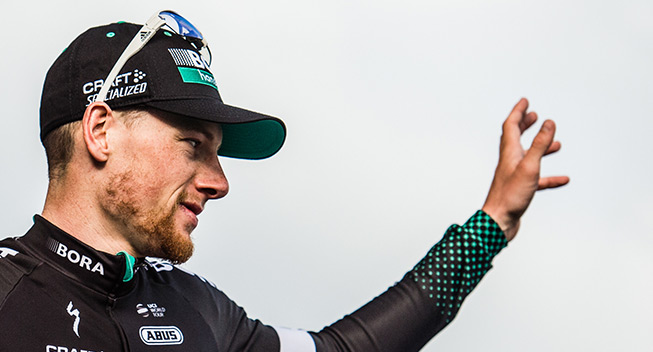 Paris-Nice 3 etape 2017 Sam Bennett