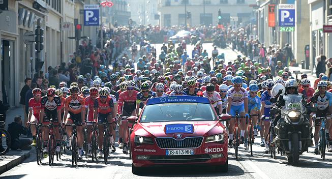 Wildcards uddeles til Flèche Wallonne, Liège og Roubaix