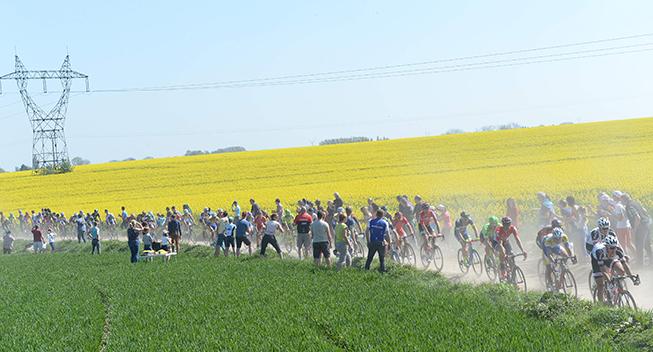 Gaudin: Det her var mit Paris-Roubaix