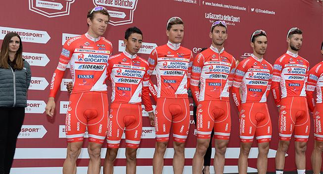 Optakt: Giro della Toscana