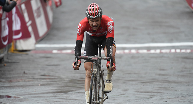 Strade Branche Tim Wellens